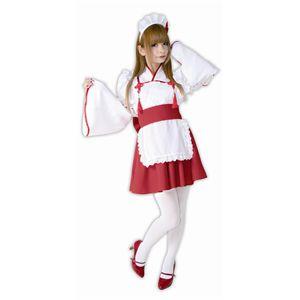【コスプレ】 巫女メイド 4560320822080 - 拡大画像
