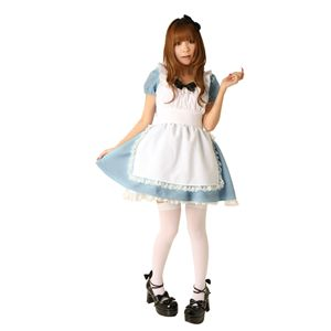 【コスプレ】 Alice's スピードアリス エプロン一体型コスプレ 4560320825746 - 拡大画像