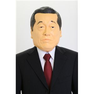 【コスプレ】 ドドンとドン 一郎くん マスク - 拡大画像