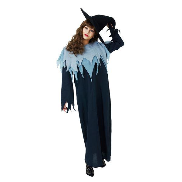 【ハロウィン魔女 コスプレ衣装】 ダークウィッチ