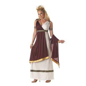 【ハロウィンコスプレ】 Roman Empress(ローマの女帝) 019519017140 - 拡大画像