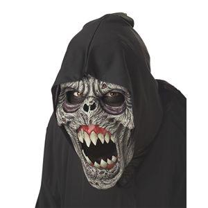 【ハロウィンコスプレ】 Night Fiend Ani-Motion Mask(羅刹の可動式マスク) 019519025718 - 拡大画像