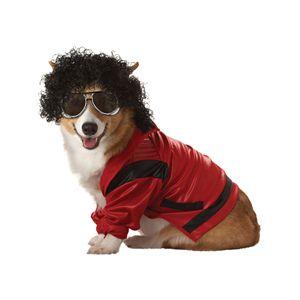 【ハロウィンコスプレ】 Pop King(ポップキング)犬用コスプレ 019519050956 - 拡大画像