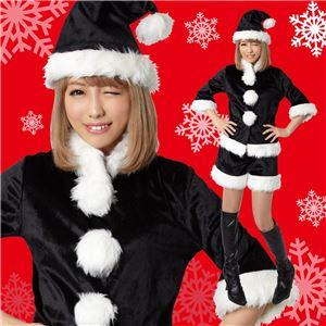 【クリスマスコスプレ 衣装】マリーサンタ 4560320827412 - 拡大画像