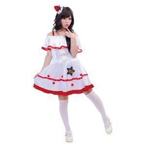 【クリスマスコスプレ】クリスマスケーキドレス 4560320844020 - 拡大画像