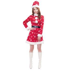 【クリスマスコスプレ】ノルディックショコラサンタ 4560320844082 - 拡大画像