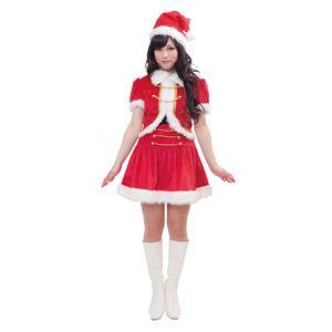 【クリスマスコスプレ】ブレードコルセットサンタ 4560320844051 - 拡大画像