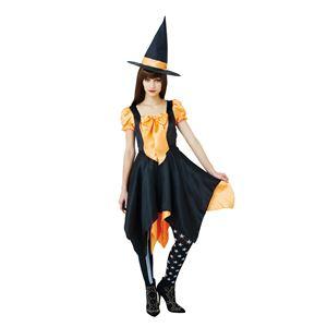 【コスプレ】デコリボンウィッチ オレンジ