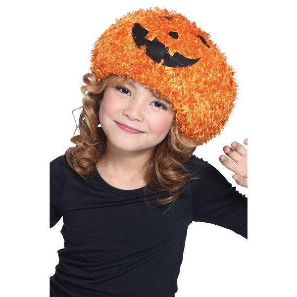 かぼちゃの帽子 パンプキンアフロ