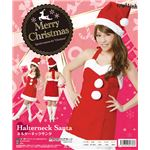 【クリスマスコスプレ】ホルターネックサンタ Ladies