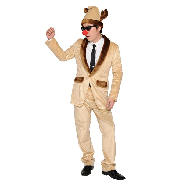 かっこいいトナカイ衣装「スタイリッシュトナカイ」