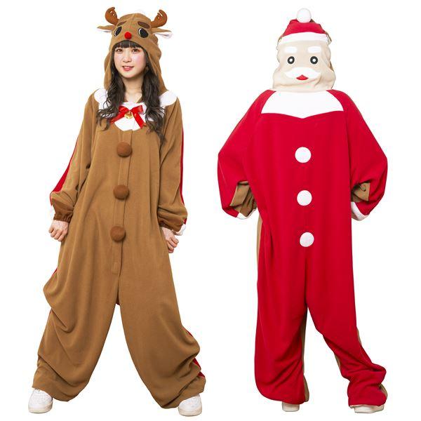 【クリスマスのおもしろ着ぐるみ】さんトナさん UNISEX