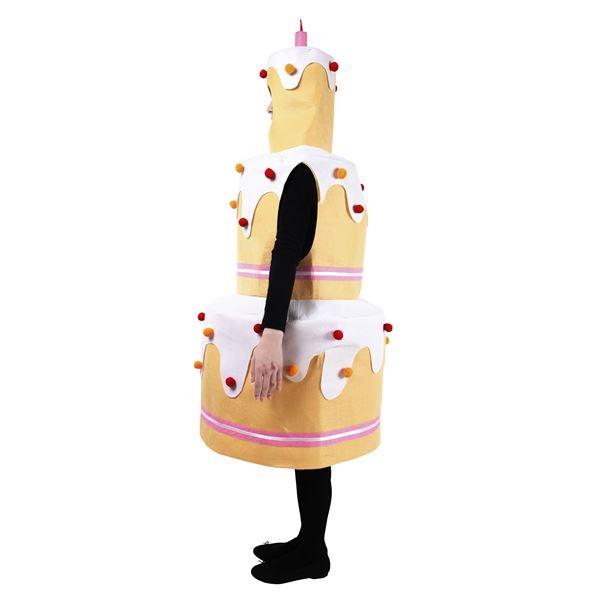 クリスマスコスプレ ケーキの着ぐるみ ビッグケーキちゃん