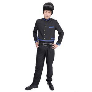【コスプレ】学ラン 木更津 短ラン 青ラインの画像