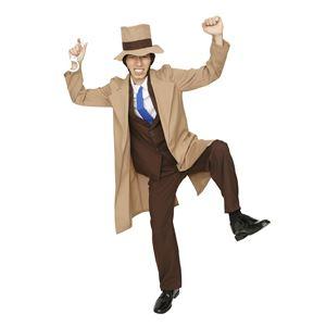 コスプレ衣装/コスチューム 【ライバル警部】 メンズ180cm迄 ポリエステル 『大泥棒シリーズ』 〔イベント〕 - 拡大画像