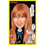 【コスプレ】 カツランド アニメロング