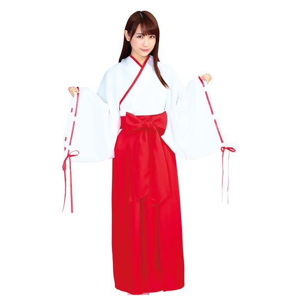 コスプレ衣装/コスチューム 【巫女さん】 レディース155cm〜165cm 『トキメキグラフィティ TG』