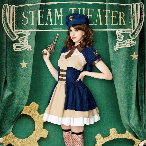 【スチームパンク コスプレ】 steampunk ポリス(レディース)