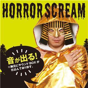 【コスプレ】 Horror scream ツタンカーメン - 拡大画像