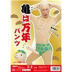 【コスプレ】 亀は万年パンツ