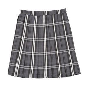 【コスプレ】 Teens Ever(ティーンズエバー) TE-16SSスカート(グレー/ホワイト)L - 拡大画像