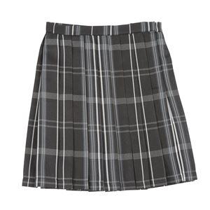 【コスプレ】 Teens Ever(ティーンズエバー) TE-17SSスカート(ブラック/グレー)L - 拡大画像