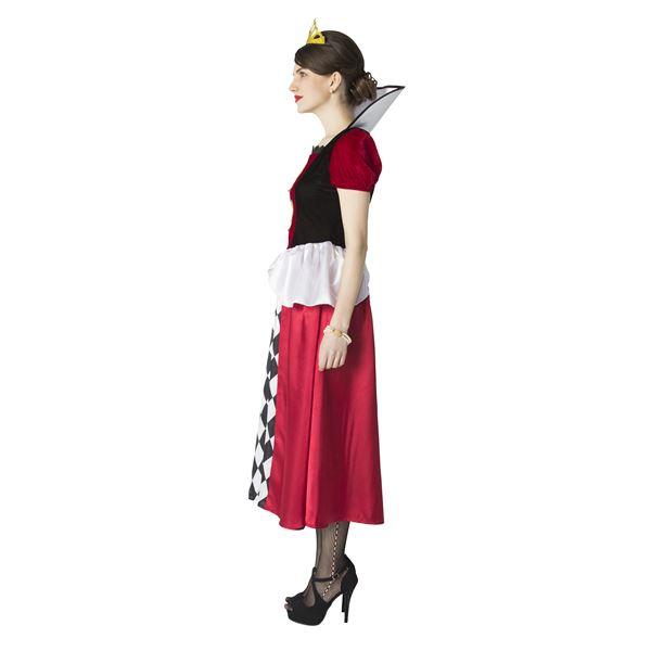 【女王ドレス/ロング丈】 ロイヤルクイーン