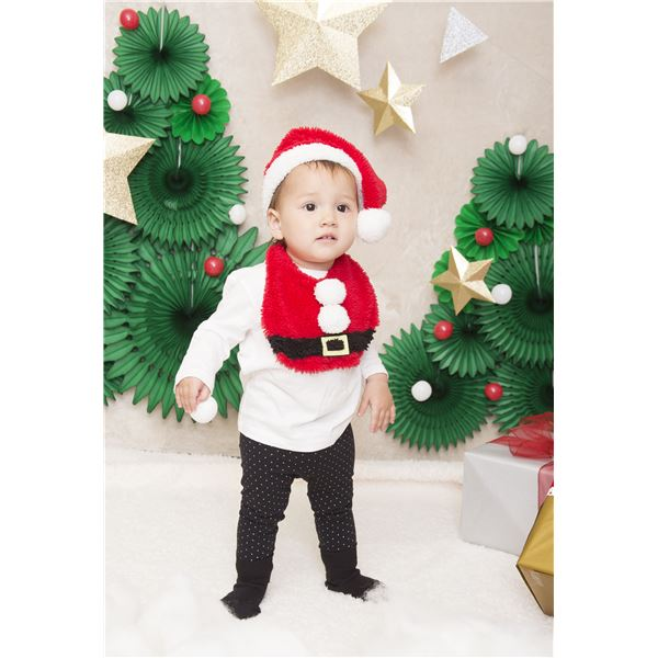 【ベビー・赤ちゃん・サンタコスプレ】 サンタスタイセット