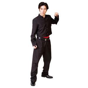 コスプレ衣装/コスチューム 【スクール短ラン】 ユニセックス180cm迄 ポリエステル 『MENコス』 〔イベント〕