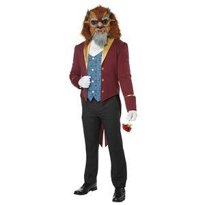 コスプレ衣装/コスチューム California Costumes Storybook Beast 【コート・ベスト・ネクタイ・マスク】