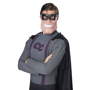 コスプレ衣装/コスチューム California Costumes Super Dude Mask マスク