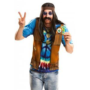 コスプレ衣装/コスチューム Yiija Hippie boy M Tシャツ