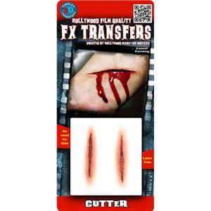 コスプレ衣装/コスチューム Tinsley Transfers Cutter 装飾メイクシール