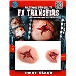 コスプレ衣装/コスチューム Tinsley Transfers Point Blank 装飾メイクシール