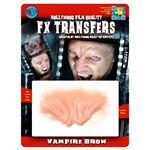 コスプレ衣装/コスチューム Tinsley Transfers Vampire Brow 装飾メイクシール