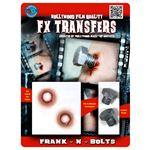 コスプレ衣装/コスチューム Tinsley Transfers Frank-N-Bolts 装飾メイクシール