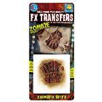 コスプレ衣装/コスチューム Tinsley Transfers Zombie Bite 装飾メイクシール
