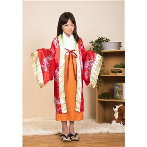 【コスプレ衣装/コスチューム】キッズジョブ 姫様 120cmサイズ