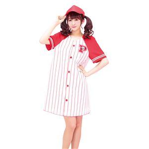 【コスプレ衣装/コスチューム】TG ベースボールガール - 拡大画像