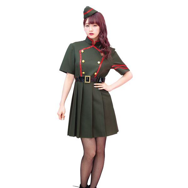 【コスプレ衣装/コスチューム】TG アーミーガール