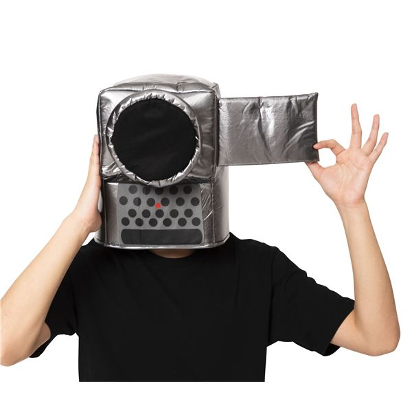 かぶりもん ビデオカメラかぶりもの