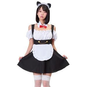 【コスプレ衣装/コスチューム】 シェリーズクローゼット キティメイド