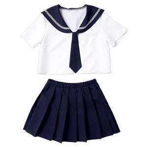 【コスプレ衣装/コスチューム】 シェリーズクローゼット クールセーラー