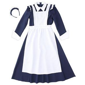 【コスプレ衣装/コスチューム】 クラシカル ロイヤルメイド 〔ハロウィン パーティー 宴会〕