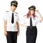 【コスプレ衣装/コスチューム】 HW スピードパイロット 〔ハロウィン パーティー 宴会〕