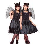【コスプレ衣装/コスチューム】 HW COSCHU! リボンデビル 〔ハロウィン パーティー 宴会〕