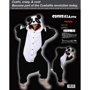 【コスプレ】 【着ぐるみ】Cushzilla Panda パンダ 4560320832027 - 拡大画像