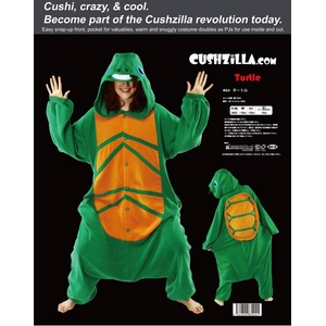 【コスプレ】 【着ぐるみ】Cushzilla Turtle タートル 4560320832041 - 拡大画像