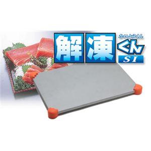 冷凍食品をおいしく素早く解凍 解凍くんSI - 拡大画像