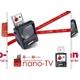 テレビ型iPod用スピーカー『NANO-TV』iPodnano第3世代専用 - 縮小画像1